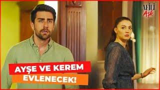 Ayşe ve Kerem Evleniyor! - Muhsin Bey Evlendirecek - Afili Aşk 2. Bölüm