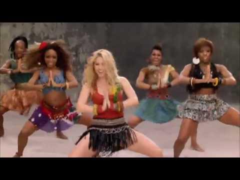 Waka Waka  Shakira  Música Oficial da Copa do Mundo 2010  Oficial
