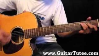 Train - If It's Love, by www.GuitarTutee.com