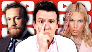 Conor McGregor Backlash, The Jeffree Star Multi-Million-Dollar Makeup Heist, DOJ Protects Netflix, &