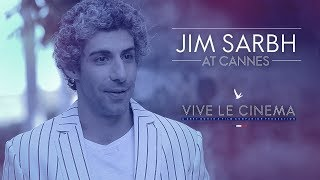 Jim Sarbh on Vive Le Cinema | Cannes 2018 | Grey Goose | Fly Beyond