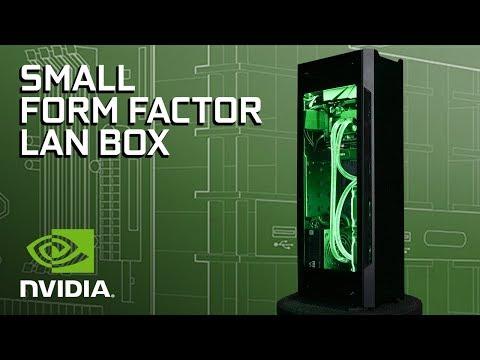 GeForce Garage - Building A Small Form Factor LAN Box