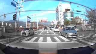 아이로드 TX9 블랙박스 후방 카메라 영상