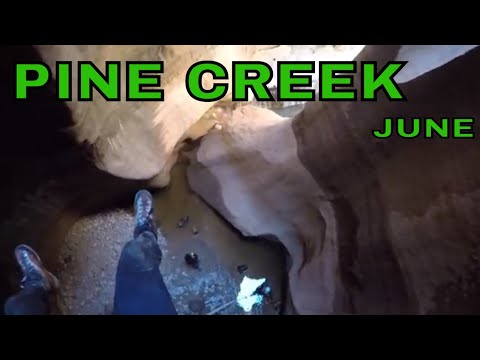 Canyoneering Pine Creek(June), Zion National Park, Utah