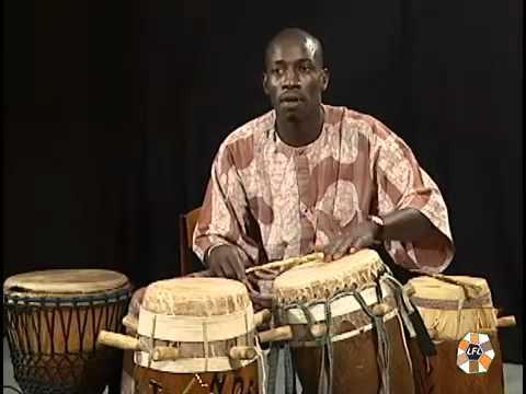 Aziz Faye - Senegal Master Drummer #4