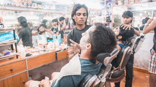 The Indian Barber Shave and Facial (Goa, India)