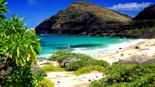 Hawaiian Music | Tropical Hawaiian Drums | Relaxing Tropical Music