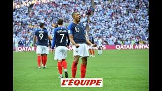 Mbappé, un phénomène de précocité digne du Roi Pelé - Foot - CM 2018 - Bleus