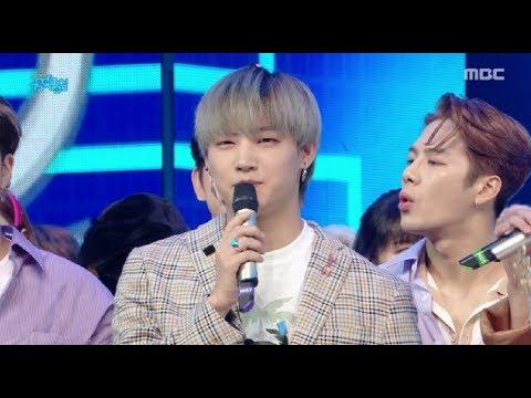 [HOT] 9월 4주차 1위 '갓세븐 - Lullaby (GOT7 - Lullaby)' Show Music core 20180929