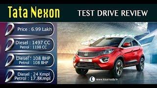 Tata Nexon   Test Drive Review   Dream Drive EP 204