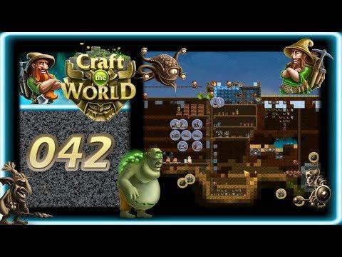 Craft the World - #042 - Eine Pause vorerst mal |