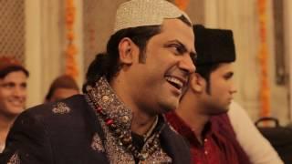 Sufi qawwali   hamsar hayat nizami qawwali   hazrat nizamuddin dargah qawwali  18