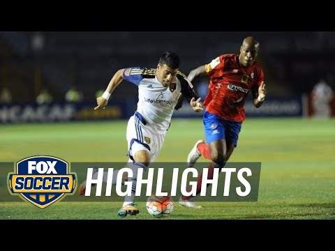 Municipal vs. Real Salt Lake - CONCACAF Champions League Highlights