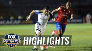 Municipal vs. Real Salt Lake - CONCACAF Champions League Highlights