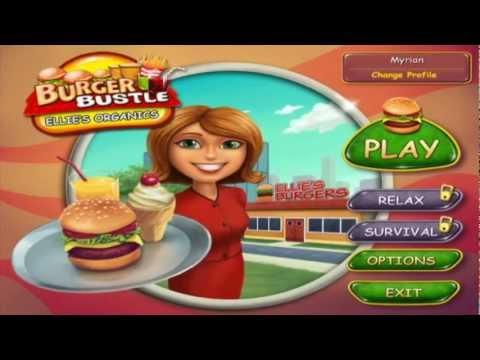 Burger Bustle: Ellies Organics Review