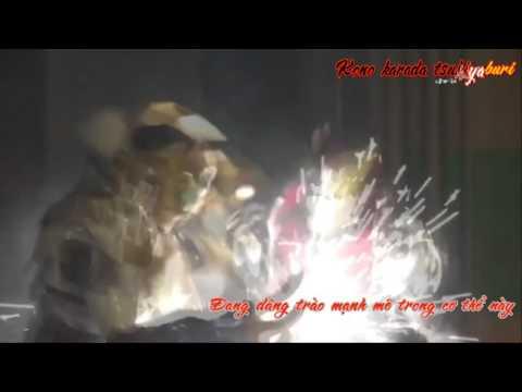 [ Vietsub - Kara ] SuperNova - Kamen rider Kiva Opening