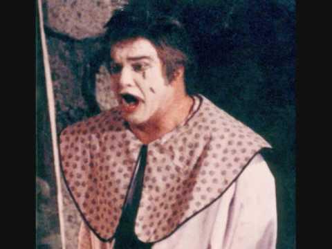 """George Zervanos live -  """"Recitar... Vesti la giubba..."""" - I Pagliacci"""