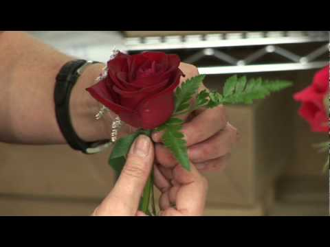 Wedding Flowers Fl Arrangements How To Make A Boutonniere For Or Prom You