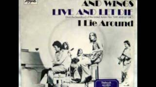 Paul McCartney & Wings - Live and let die