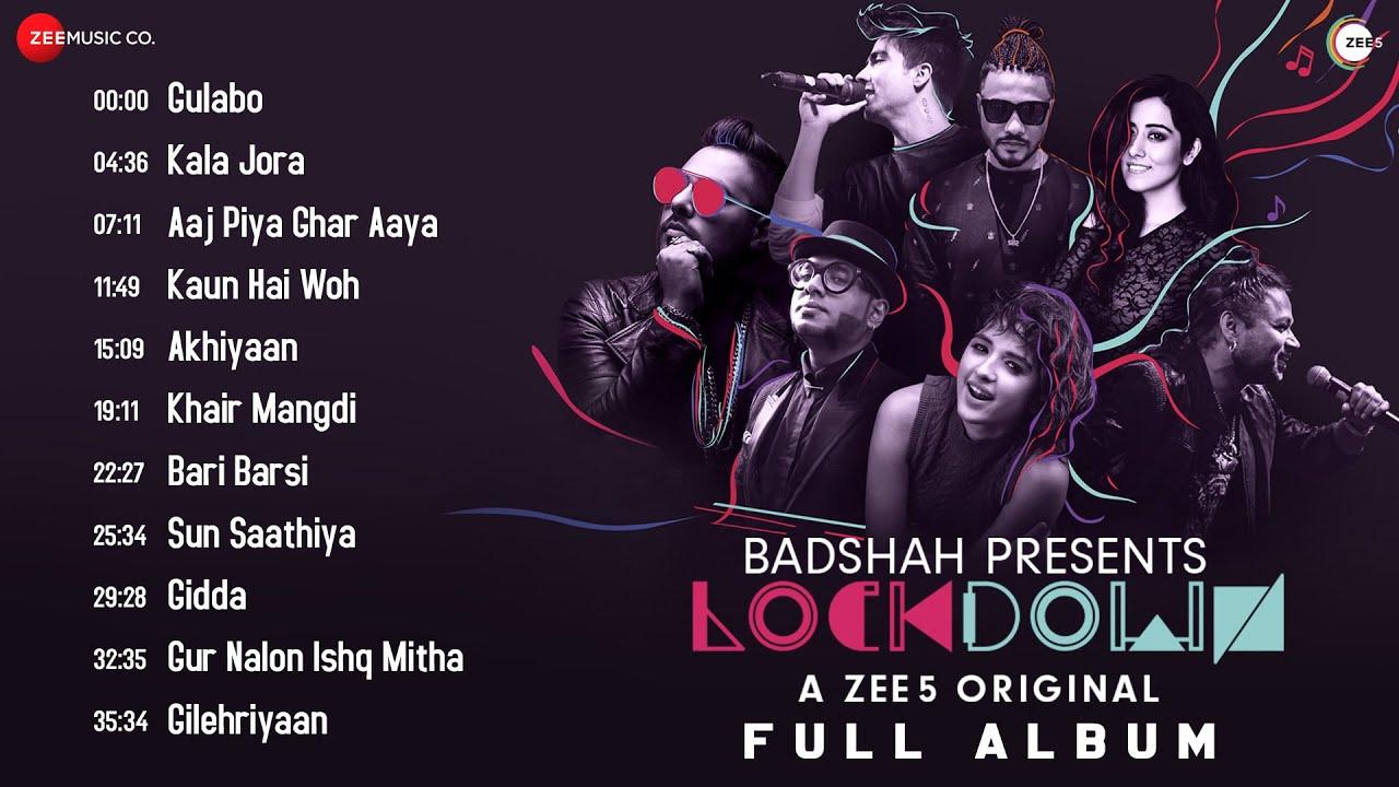 Lockdown Full Album - Sun Saathiya, Khair Mangdi, Gulabo, Kaun Hai Woh Kala Jora, Bari Barsi & More