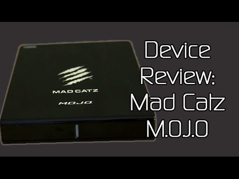 Mad Catz M.O.J.O. Micro-Console for Android - Device Review
