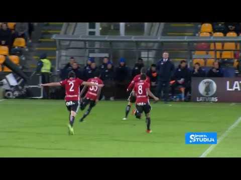 """FK """"Liepāja"""" izcīna Latvijas kausu futbolā"""