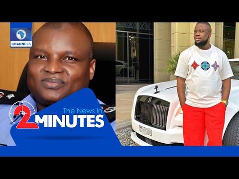 Recap: Abba Kyari Denies Receiving Money From Hushpuppi