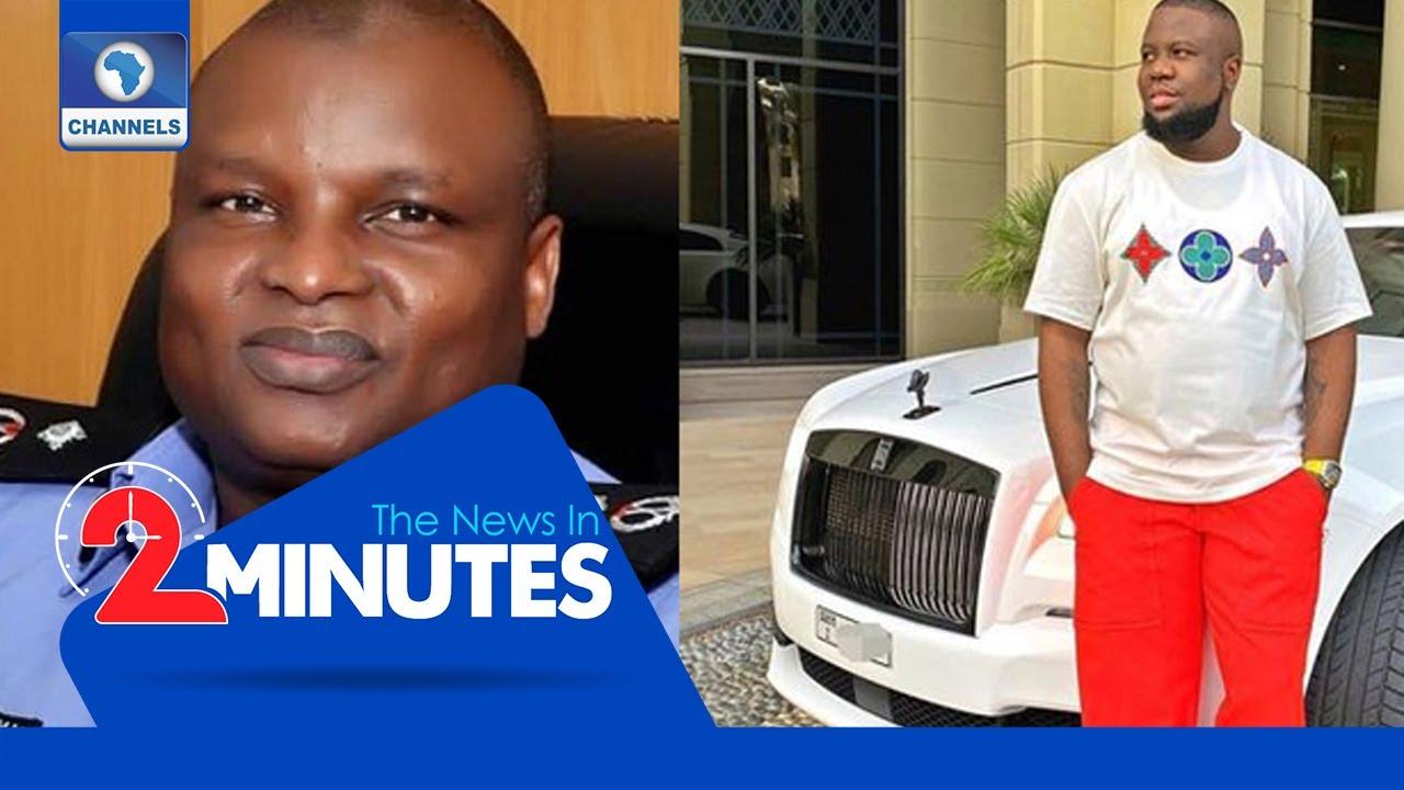 Download Recap: Abba Kyari Denies Receiving Money From Hushpuppi