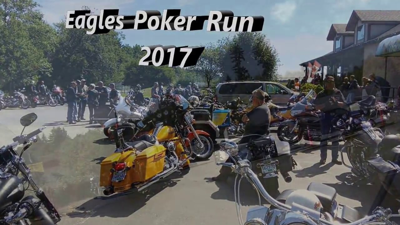 Eagles Poker Run 2017  Youtube