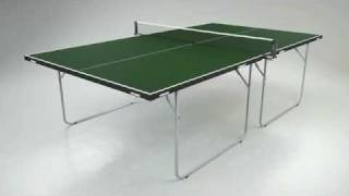 Butterfly Compact Indoor Table Tennis Table