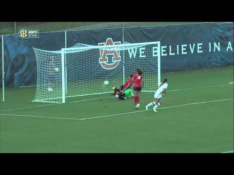 Auburn Soccer vs South Alabama Highlights