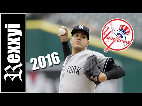 Dellin Betances | Highlights 2016