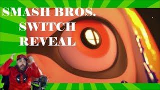 PND STREAM : Nintendo Direct plus Super Smash Bros. Switch Reveal  Reaction