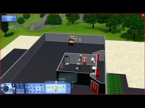 Sims 3 Haus bauen 6 Poolhaus