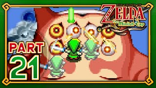 The Legend of Zelda: The Minish Cap - Part 21 - Palace of Winds!
