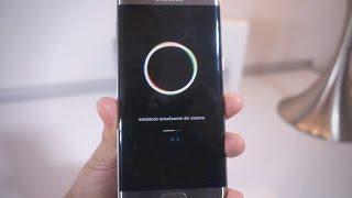 Galaxy S7 Edge - Actualización a Android 7 + Tip