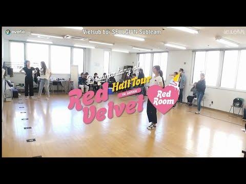 [Vietsub] Red Room Hall Tour in Japan - Full Documentary of Red Velvet