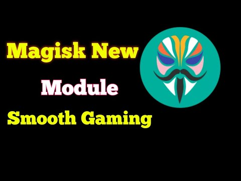Smooth Gaming Latest Magisk Module
