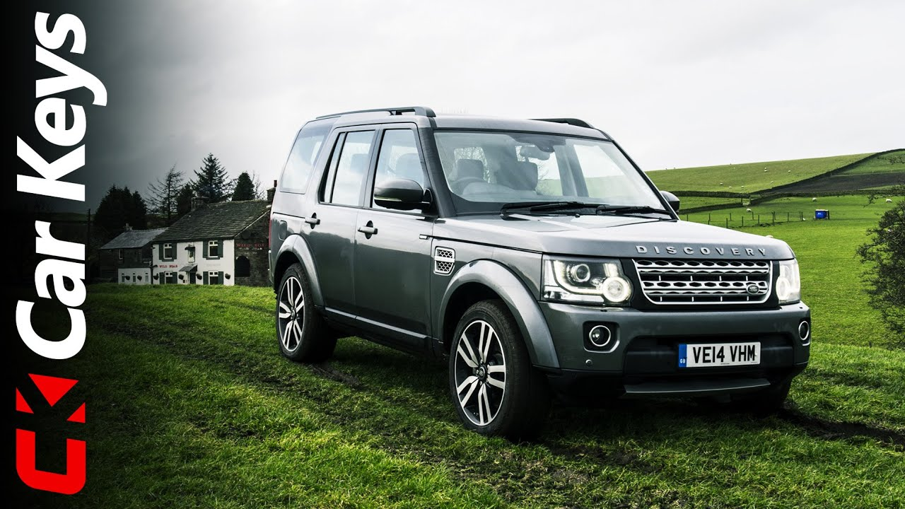 Land Rover Discovery 2015 review Car Keys