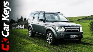 Land Rover Discovery 2015 review - Car Keys
