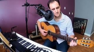 Federico De Michelis covers ''Eu nao existo sem voce'' by Jobim.