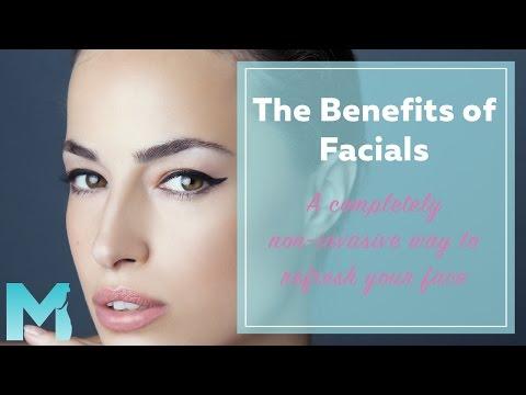 Get a Facial! - Benefits of Facials