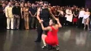 Видео: 7 MWSC 2002 1 posto Alex Da Silva e LIz Lira