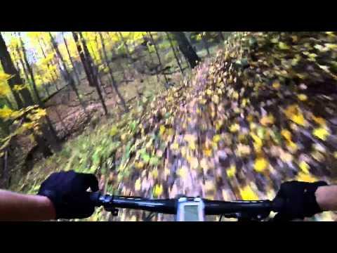 Bobcat Bowl - Brown County Mountain Biking