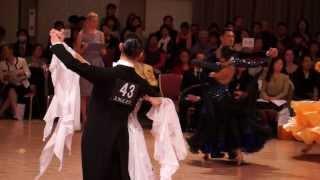 2013年第14回プロフェッショナル統一全日本ダンス選手権大会