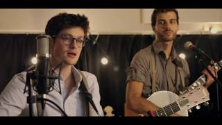 Winter Woods - Change is coming (acoustic live)