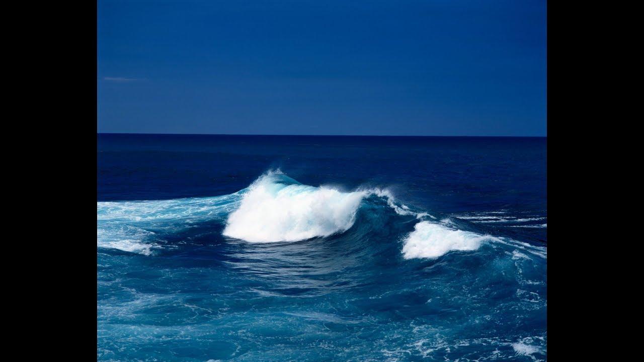 ¿Qué son los Océanos? La alquimia del agua salada y sus misterios