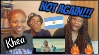 REACTION AL TRAP ARGENTINO ||  Khea - Loca ft. Duki & Cazzu