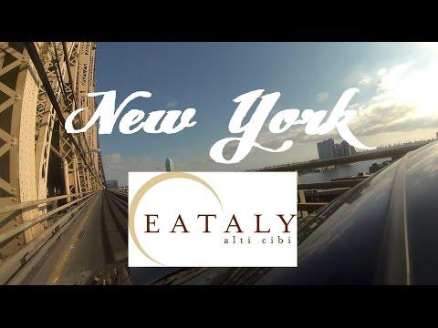 New York: Manhattan: Eataly