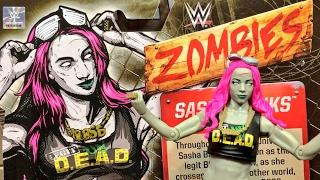 zom bae sasha banks mattel elite wrestling figure review wwe action insider